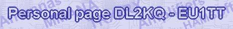 Personal page DL2KQ-EU1TT